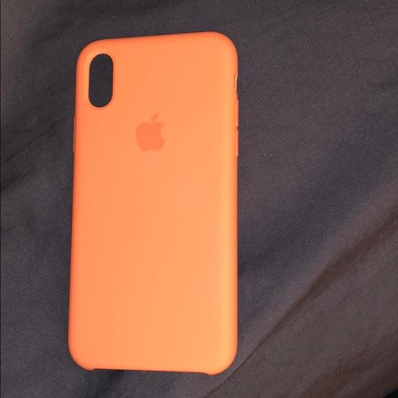 timeless design a2c5a 92d72 Peach Iphone X Case